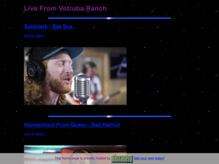 votruba.ranch's homepage